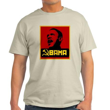 Obama Party Loyalist Light T-Shirt