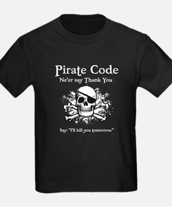 Pirate Thank You T