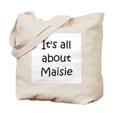 Cute Maisie Tote Bag