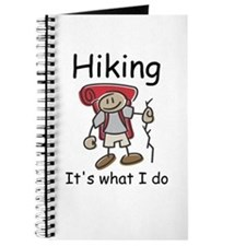 Hiking, it's what I do Journal