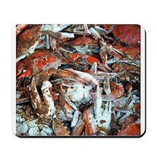 Blue Crabs Mousepad