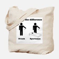 Drunk or Sportsman Tote Bag
