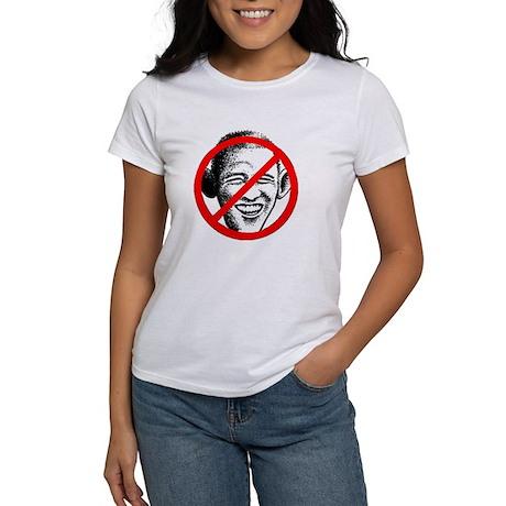 No Obama Now! Women's T-Shirt