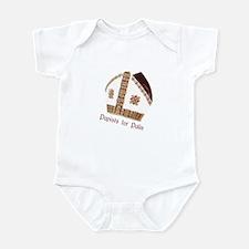 Papists for Palin Infant Bodysuit