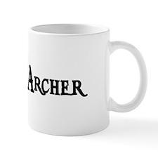 Human Archer Mug