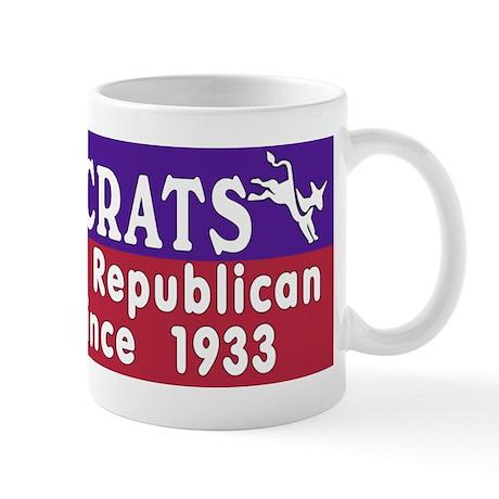 Democrats Mug