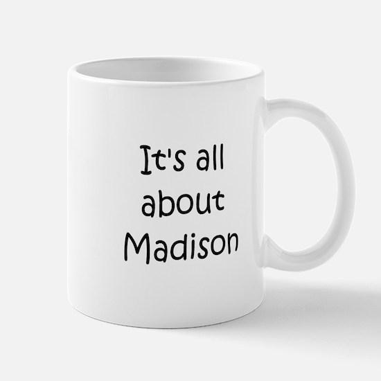 Cute Madison Mug
