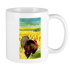Harvest Thanksgiving Mug