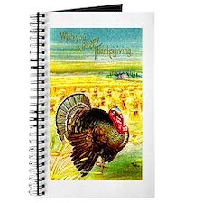 Harvest Thanksgiving Journal