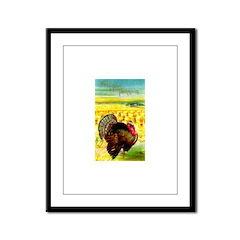 Harvest Thanksgiving Framed Panel Print