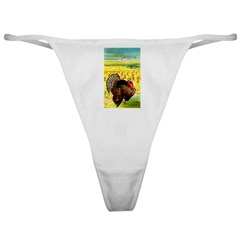 Harvest Thanksgiving Classic Thong