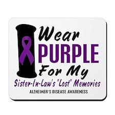 Sister-In-Law's Lost Memories 2 Mousepad