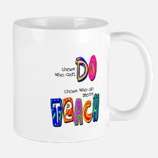 do more TEACH Mug