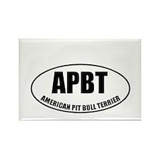 APBT Rectangle Magnet (10 pack)