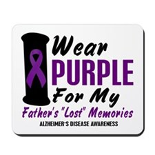 Father's Lost Memories 2 Mousepad