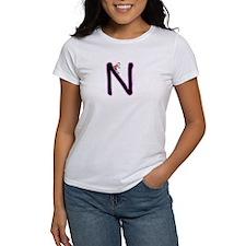 N (Girl) Tee