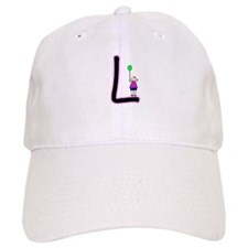 L (Girl) Baseball Cap