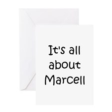 Marcel Greeting Card