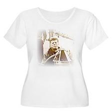 JFK-05nrGcmC Plus Size T-Shirt