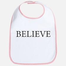 Believe Bib