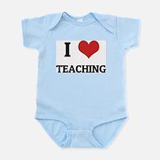 I Love Teaching Infant Creeper