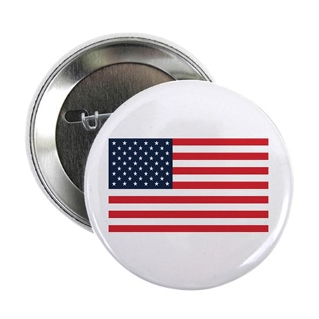 """American Flag Stuff 2.25"""" Button (100 pack)"""