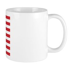 American Flag Stuff Mug
