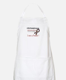 Autism Vs the CDC BBQ Apron