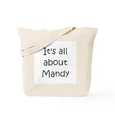 Unique Mandy Tote Bag