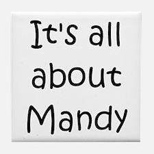 Unique Mandy Tile Coaster