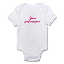 Jane - Maid of Honor Infant Bodysuit