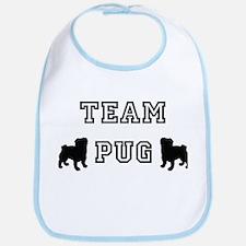 Team Pug Bib