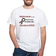 CDC Educate before you vaccin Shirt