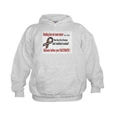 CDC Educate before you vaccin Hoodie