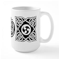 Celtic Symbols Mug