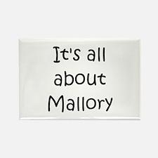 Unique Mallory Rectangle Magnet