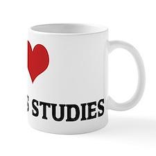 I Love Religious Studies Mug