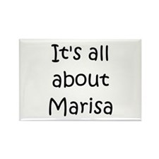Cool Marisa Rectangle Magnet