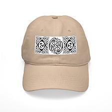 Celtic Dragon/Knots Baseball Cap