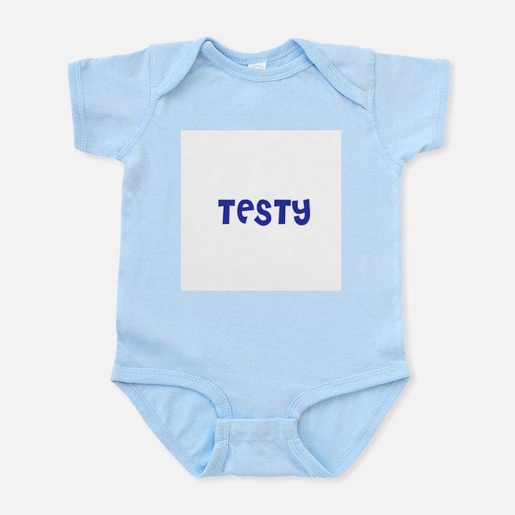 Testy Infant Creeper