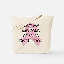 Breast Cancer Awareness Tote Bag