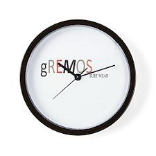 GREMOS Wall Clock