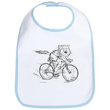 Catoons™ Bicycle Cat Bib