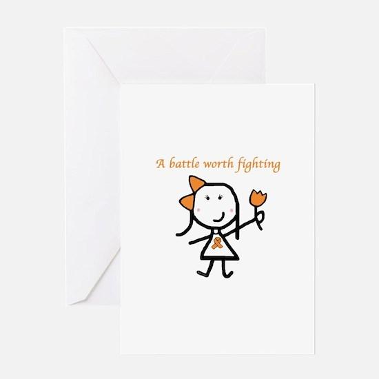 Princess Emeri Greeting Card