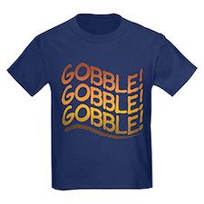 GOBBLE! GOBBLE! GOBBLE! T
