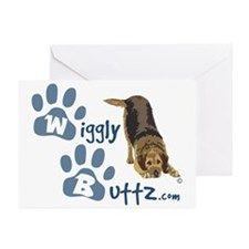 Cute South paws Greeting Cards (Pk of 10)