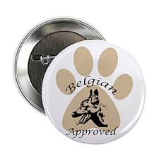 "Cute Belgian 2.25"" Button (10 pack)"