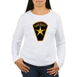 Sheriff Women's Long Sleeve T-Shirt