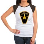 Sheriff Women's Cap Sleeve T-Shirt