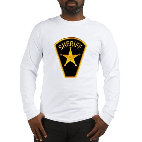 Sheriff Long Sleeve T-Shirt